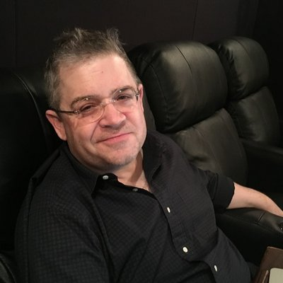 Patton Oswalt (@pattonoswalt) Twitter profile photo