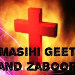 Masihi geet and zaboor