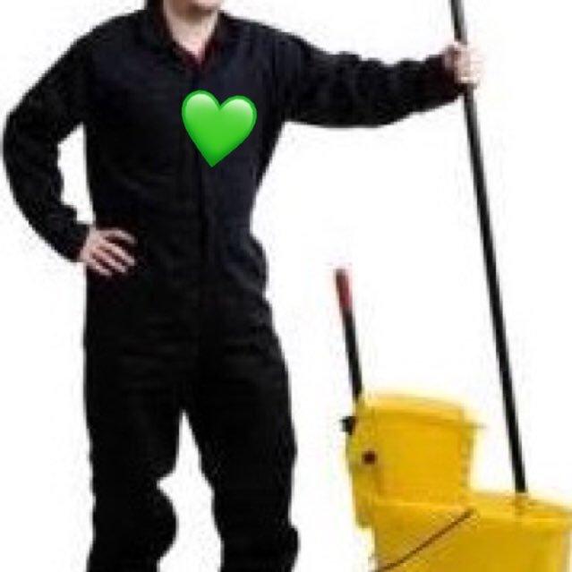 Broadway Janitor