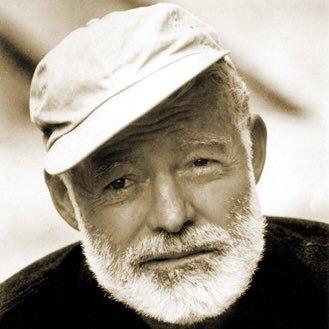 Resultado de imagen para Foto de Ernest Hemingway