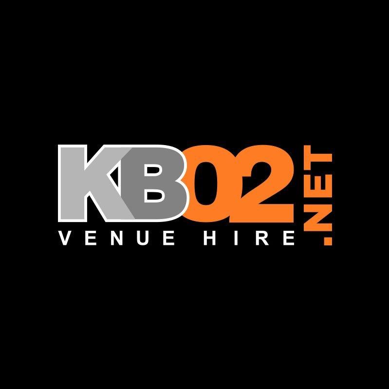 Logo de la société KB02 Venue Hire