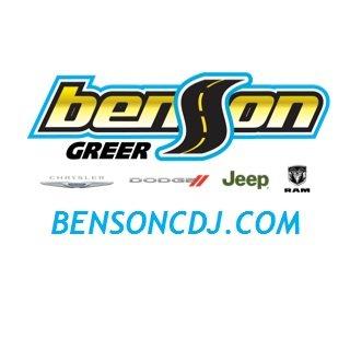 Benson CDJ logo