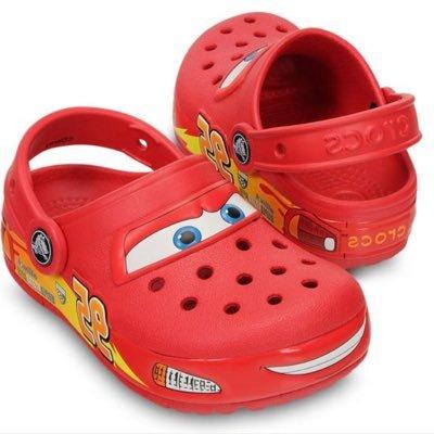 Lightning McQueen Crocs (@McQueenCrocs