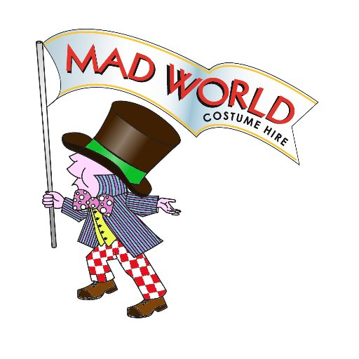 Logo de la société Mad World Fancy Dress
