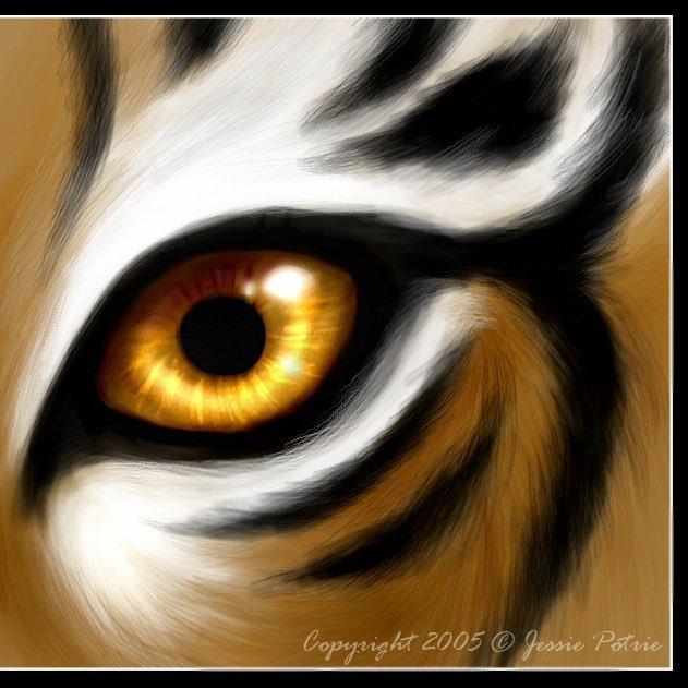 helm tigers eye repeat - HD1024×1024