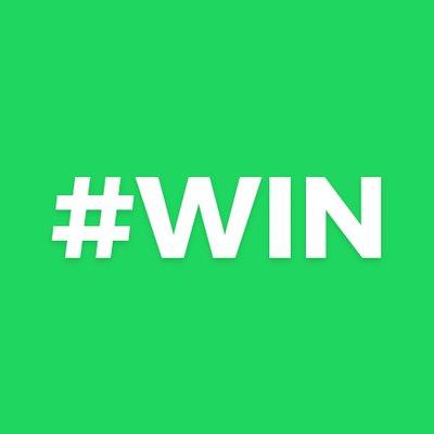 win on Twitter: