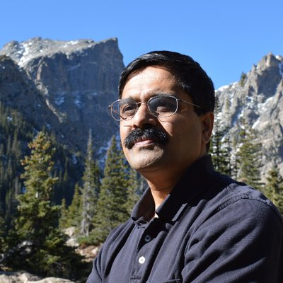Venkat Subramaniam bio photo
