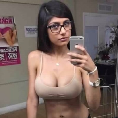 Simply porn star mia nude khalifa cannot be! Remarkable