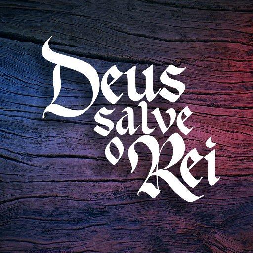 @DeusSalveoRei