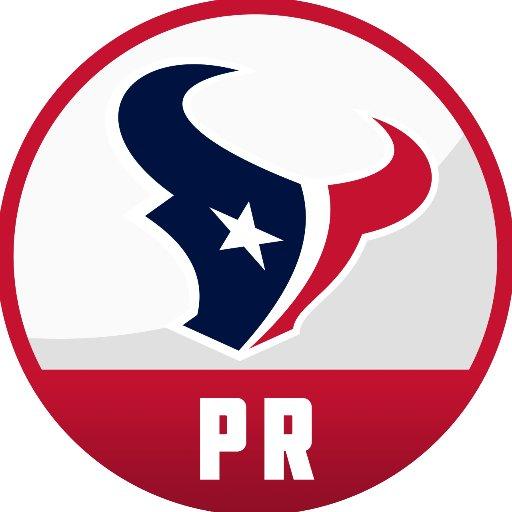 Texans PR