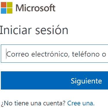 hotmail iniciar sesion hotmail español