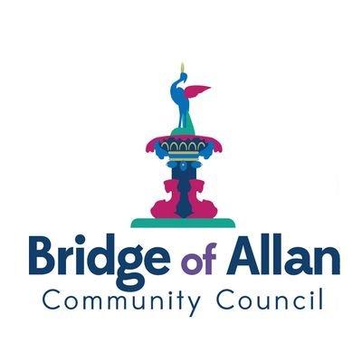 Bridge Of Allan Community Council on Twitter: