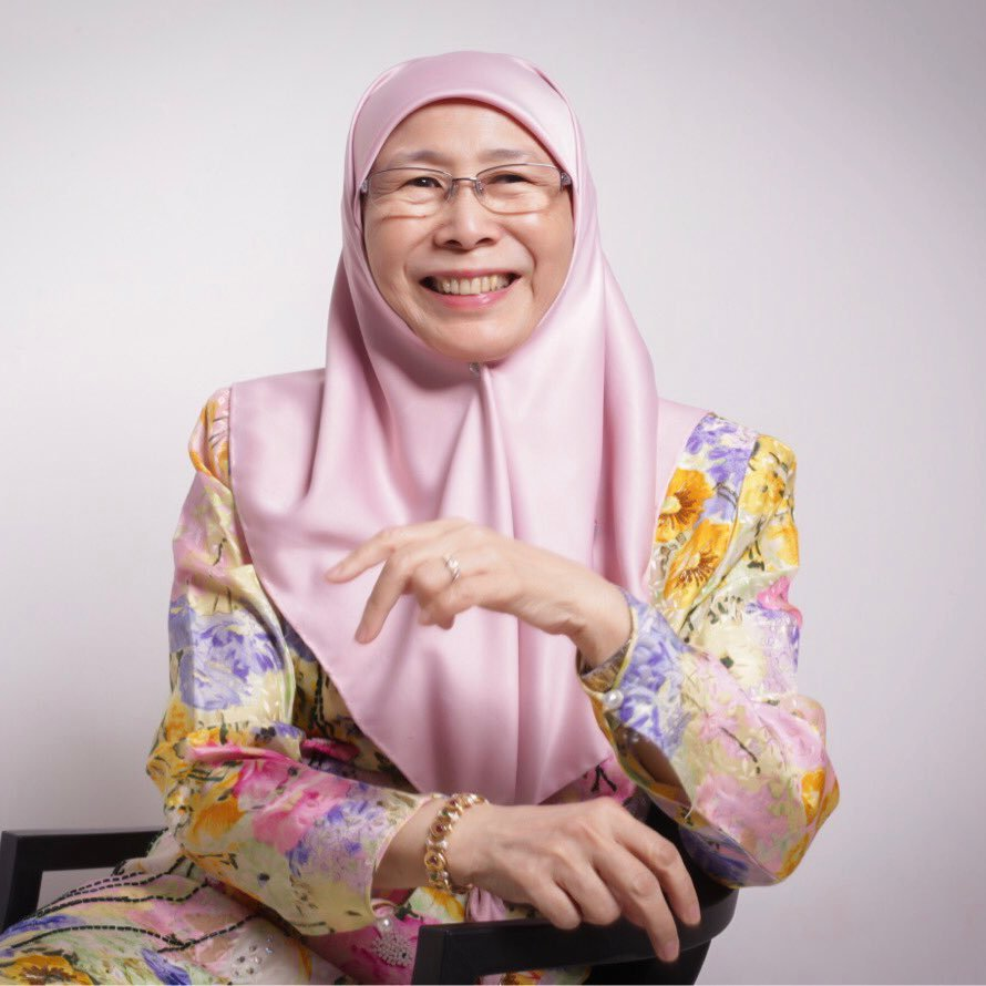 Image result for wan azizah