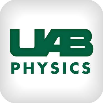 UAB Physics on Twitter:
