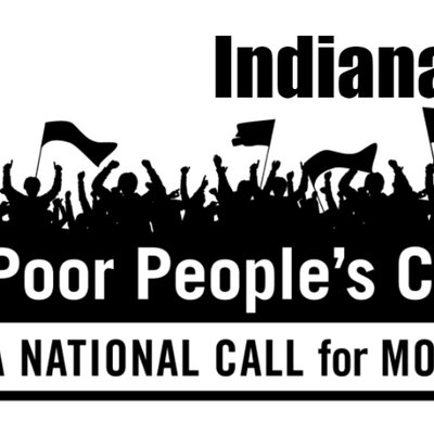 Indiana Poor People's Campaign (@UniteThePoorIN) Twitter profile photo
