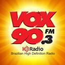 Vox 90 FM - No Ar