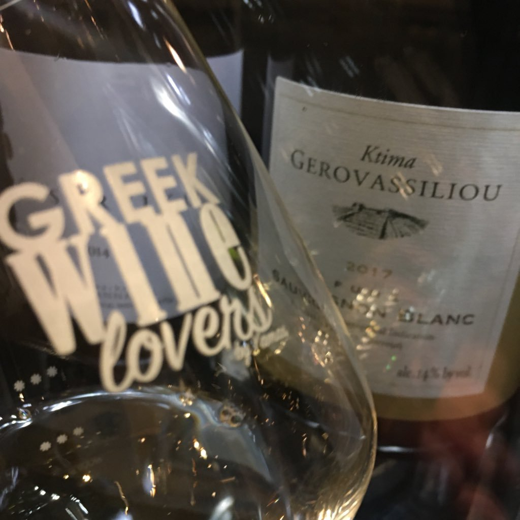 . the greekwinelover by Yamas on Twitter   Unsere gro e Liebe