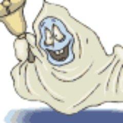 Картинки призраки анимация