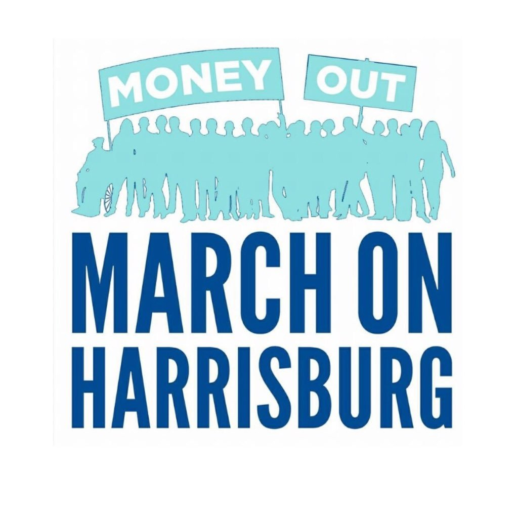 MarchOnHarrisburg (@EndPACorruption )
