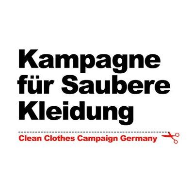 Kampagne für Saubere Kleidung (@sauberekleidung) | Twitter