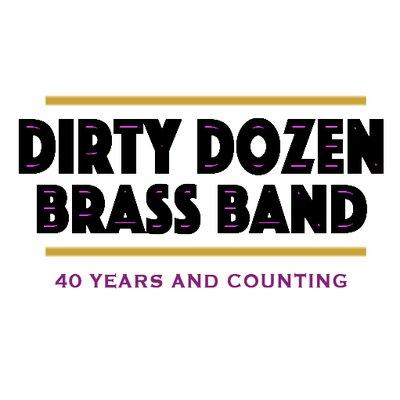 Dirty Dozen Brass Band on Twitter: \