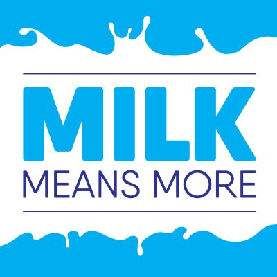 Milk Means More on Twitter: