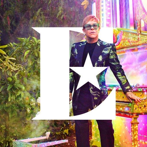 Elton John (@eltonofficial )