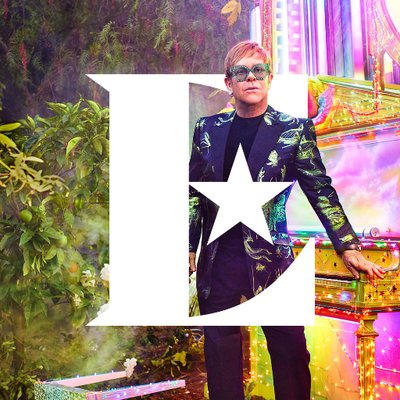 Elton John (@eltonofficial) Twitter profile photo