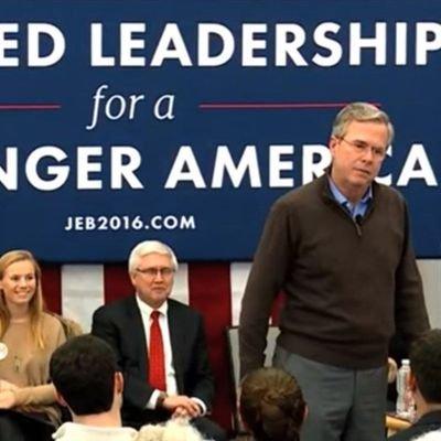 Jeb Bush's Audience on Twitter