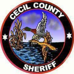 Cecil County Sheriff (@CecilSheriff) | Twitter