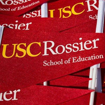 Usc Rossier Uscrossier Twitter