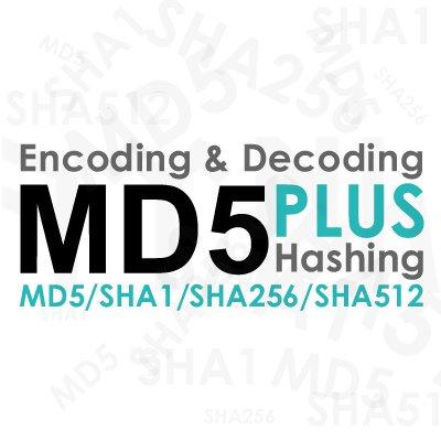 MD5Plus (@MD5PlusHashing)   Twitter