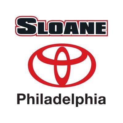 Sloane Toyota Of Philadelphia Toyotaofphilly Twitter