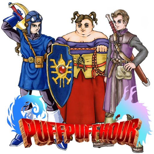 Puff Puff Hour: A Dragon Quest Podcast (@puffpuffhour) | Twitter
