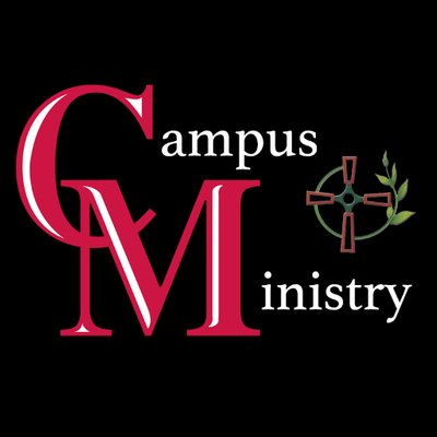 The words campus ministry