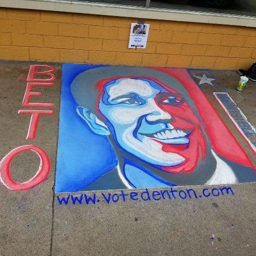 Denton for Beto