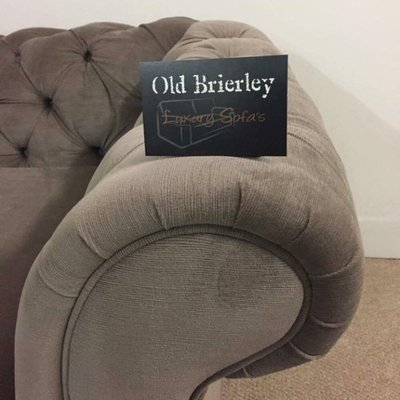 Old Brierley Luxury Sofa S