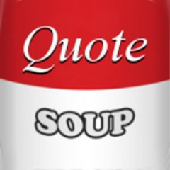 Quote Soup (@Quote_Soup) Twitter profile photo