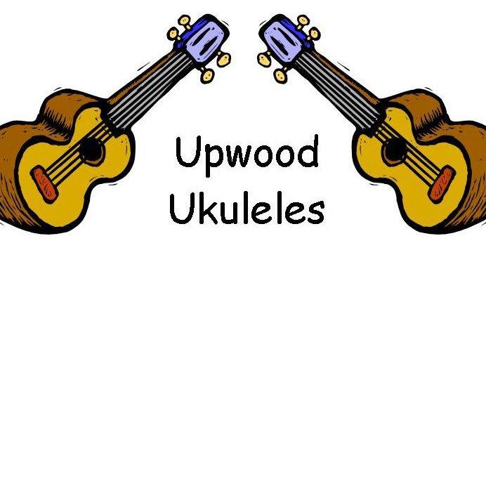 Upwood Ukuleles 🎶 🚁