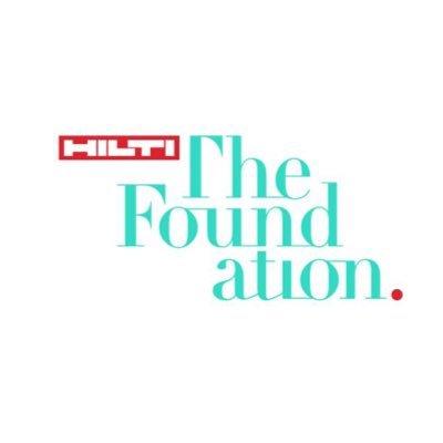 Hilti Foundation on Twitter: