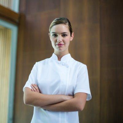 Spa therapists jobs spatherapistsuk twitter for Spa uniform indonesia