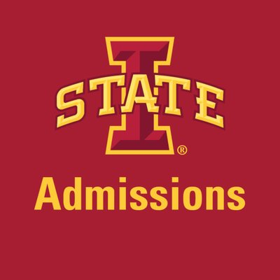 iowa state admissions beacyclone twitter