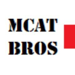 MCAT Bros #MCAT Prep/Advice/Tutoring on Twitter: