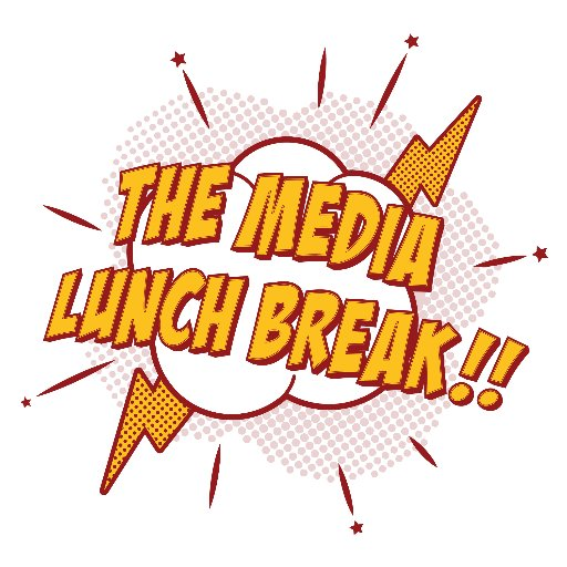 The Media Lunch Break podcast is your best resource for #nerd #news and #reviews! Oh and we give away lots of #prizes too! 🎁🎁 So give us a listen!
