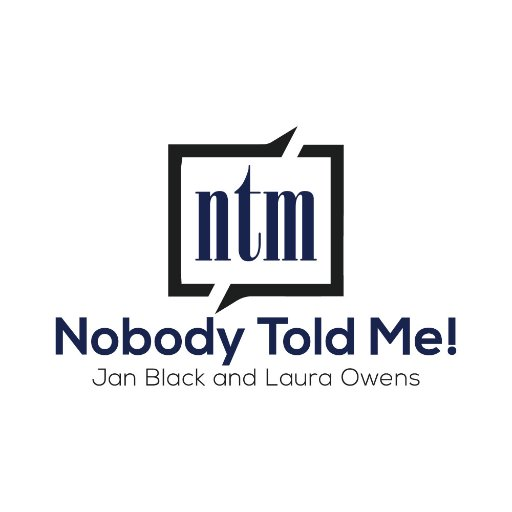 Nobody Told Me podcast