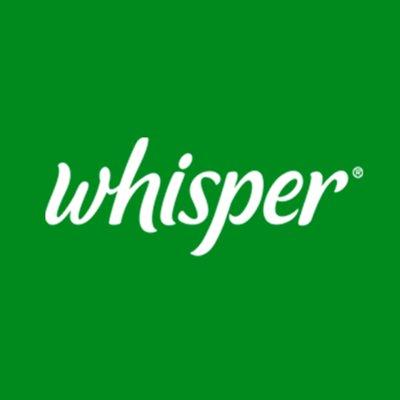 whisper whisperindia twitter