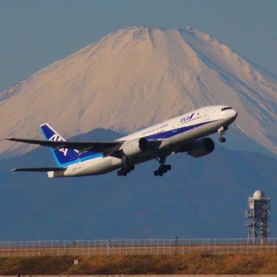 やーの for airplane jalboeing773 twitter