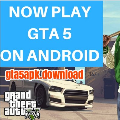 GTA 5 APK ANDROID on Twitter: