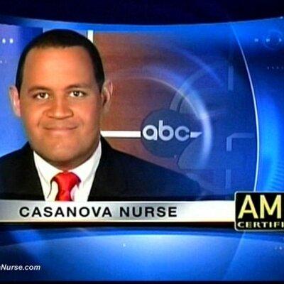 Casanova Nurse on Muck Rack