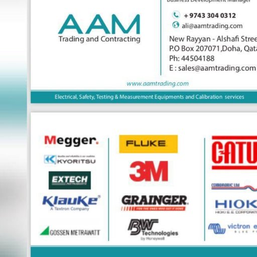 AAM Trading Company WLL-Qatar on Twitter: